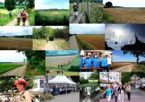 heuvellandvierdaagse 2013collage