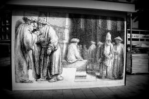 dankzij het Rembrandhuis vind je mooie schilderingen door Amsterdam