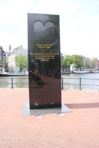 een herdenkingsmonument